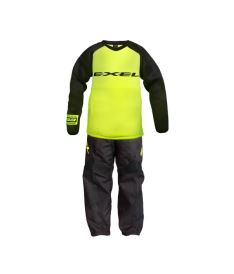 EXEL G3 GOALIE PROTECTION SET junior black/yellow
