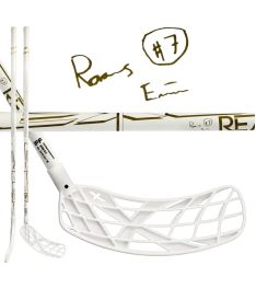 EXEL RE7 2.6 white/gold 101 OVAL SB L