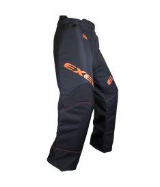 EXEL S60 GOALIE PANT junior black/orange
