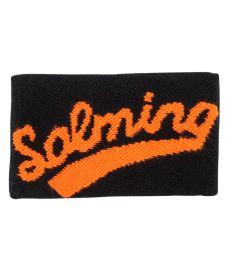 SALMING Wristband Long black/magma red