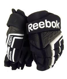 """Hokejové rukavice REEBOK 26K black/white senior - 13"""""""