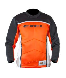 EXEL S60 GOALIE JERSEY senior orange/black
