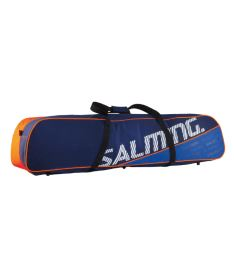 Florbalová taška SALMING Tour Toolbag navy/orange SR