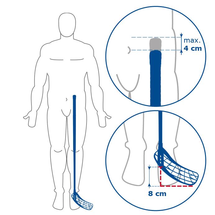 délku hole Vám rádi ZDARMA na požádání upravíme (zkracování hole ZDE) • při  zkracování doporučujeme odříznutí maximálně 8 cm (pokud by tato část byla  větší 8ef53c0b48