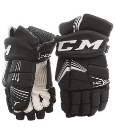 Hokejové rukavice CCM TACKS 7092 black senior