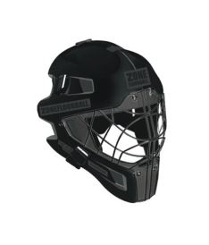 ZONE GOALIE MASK MONSTER cateye cage all black