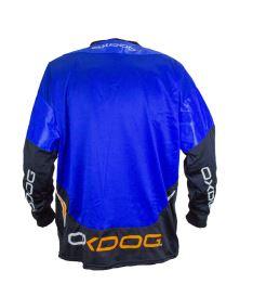OXDOG GATE GOALIE SHIRT blue S (padding) - Brankářský dres