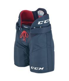 Hokejové kalhoty CCM 110 navy senior