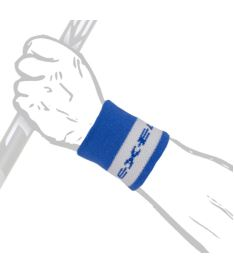 EXEL BIG WRISTBAND SHORT blue*