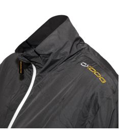 OXDOG ACE WINDBREAKER JACKET junior black - Bundy