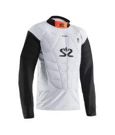 SALMING Protectiv Vest E-Series White/Orange