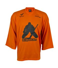 FREEZ GOALIE JERSEY ORANGE