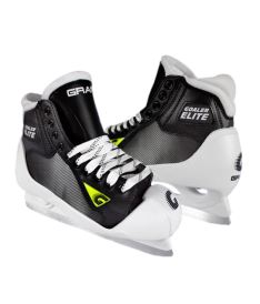 Brusle GRAF SKATES GOALER ELITE black senior - D 12**