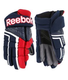 Hokejové rukavice REEBOK 26K navy/red/white senior - 14