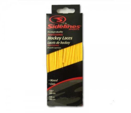 SIDELINES LACES WAX - 305 - Chrániče nožů, vložky, tkaničky
