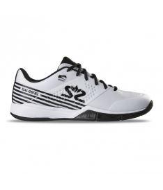 SALMING Viper 5 Shoe Men White/Black 9,5 UK