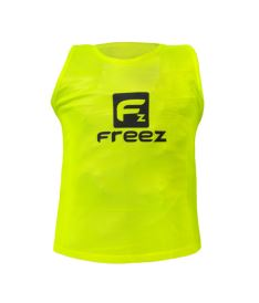 Rozlišovací dres FREEZ STAR TRAINING VEST yellow senior
