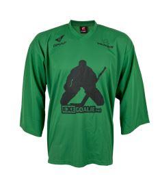 Golmanský hokejový dres FREEZ GOALIE JERSEY GREEN