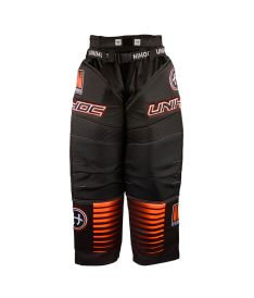 UNIHOC GOALIE PANTS Inferno black