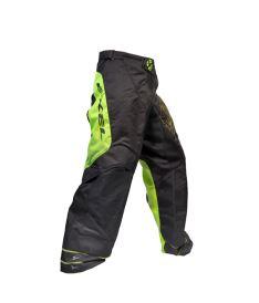 EXEL G1 GOALIE PANTS black/yellow - Brankářské kalhoty