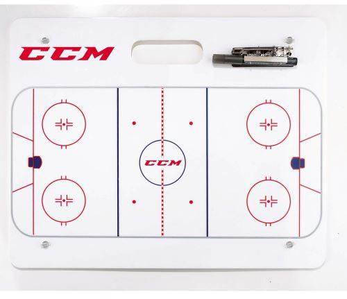CCM TACTIC BOARD TABULE 51x41 cm - Pro trenéry a rozhodčí