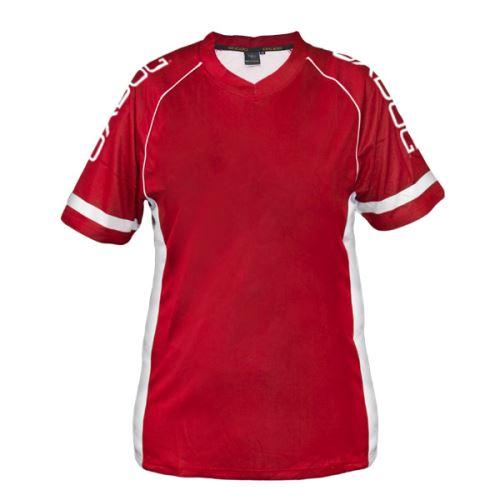 Dres OXDOG EVO SHIRT junior red