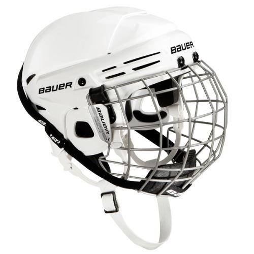 Hokejové kombo BAUER 2100 white junior