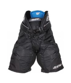 Hokejové kalhoty CCM U+05 black junior