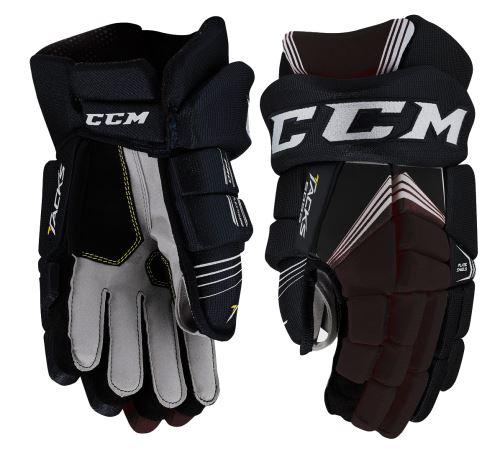 Hokejové rukavice CCM TACKS 5092 black senior