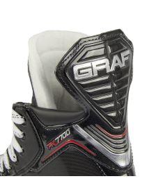 GRAF SKATES PK-7700 black SWI - EE - Brusle - komplety