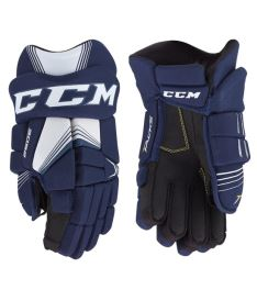 Hokejové rukavice CCM TACKS 3092 navy senior