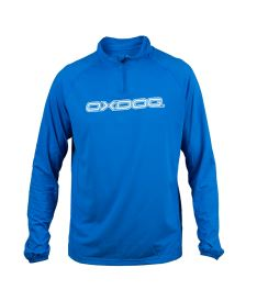 OXDOG WINTON LS WARMUP Jersey Blue