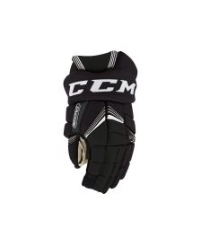 Hokejové rukavice CCM SUPER TACKS black senior