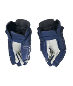 Hokejové rukavice CCM 24K navy junior - 12