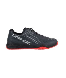 UNIHOC Shoe U5 PRO LowCut Men graphite US8/UK7/EUR41 - Obuv