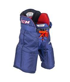 Hokejové kalhoty CCM RBZ navy junior - XL
