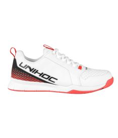 UNIHOC SHOE U4 PLUS LowCut Men wh/red - Obuv