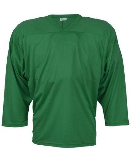 CCM JERSEY 10200 green junior - L/XL - Dresy