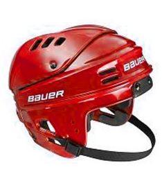 Hokejová helma BAUER 1500 red