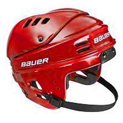 BAUER HELMET 1500 red - M - Helmy
