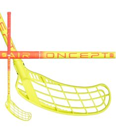 ZONE STICK FORCE AIR JR 35 coral/yellow 80cm