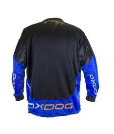 OXDOG GATE GOALIE SHIRT black M (no padding) - Brankářský dres