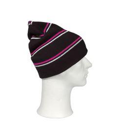 OXDOG JOY WINTER HAT black/pink/white - Kšiltovky a čepice