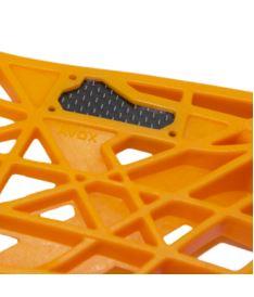 OXDOG AVOX CARBON MBC orange - florbalová čepel