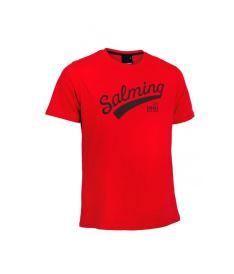 SALMING Logo Tee Red XXXLarge