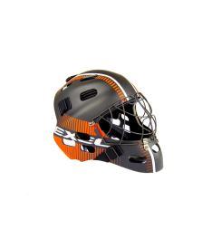 EXEL S80 HELMET senior/junior black/orange