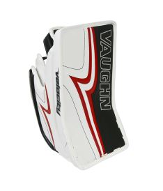 Vyrážečka VAUGHN BLOCKER V ELITE PRO white/black/red senior