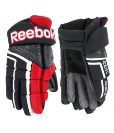 Hokejové rukavice REEBOK 26K black/red/white senior - 13