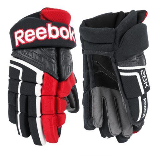 Hokejové rukavice REEBOK 26K black/red/white senior - 13