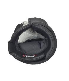 Hokejové rukavice CCM QUICKLITE 250 black/white junior